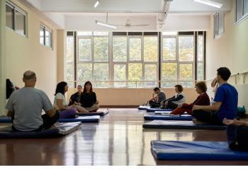 La concentración es fundamental para alcanzar el estado de relajación necesario.