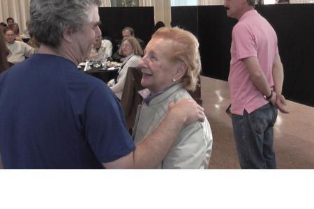 Nelly Verzino, 50 años de socia, una vida en Harrods!