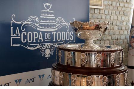 La Copa Davis en su esplendor