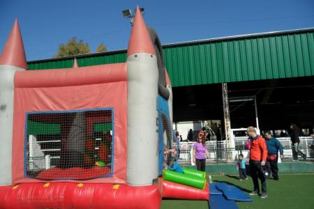 Inflable: Nave espacial
