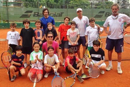 Domingos de Escuela de Tenis