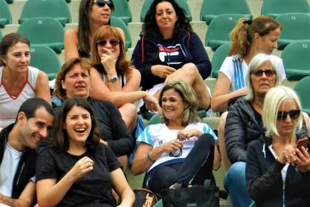 Semifinales Interclubes - Primera.