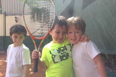 La Escuela de Tenis es también un espacio de desarrollo social y cultural.