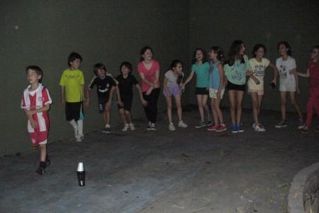 Fogón y Danza