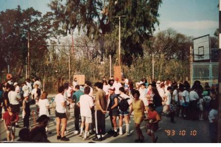 Año 1993 - Kermesse
