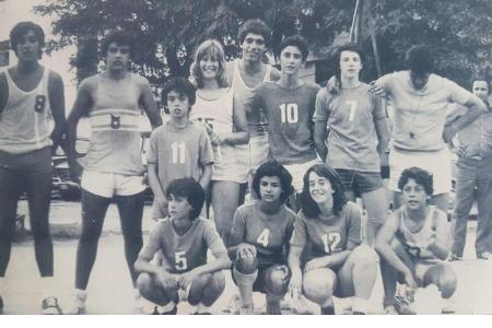 Año 1974 - Basket