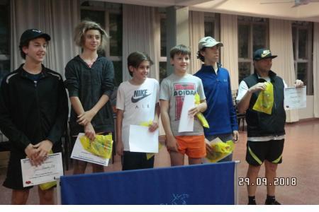 2° Torneo Interno de Tenis de Mesa